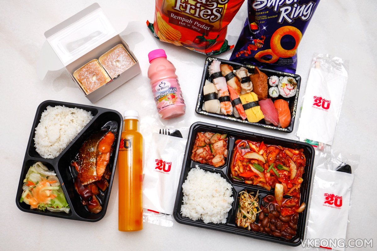 Shogun2U – Reliable and Affordable Food Delivery in KL