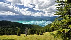 Lake Walchensee Panorama