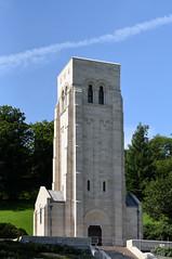 Chapelle du cimeti�re am�ricain de Belleau