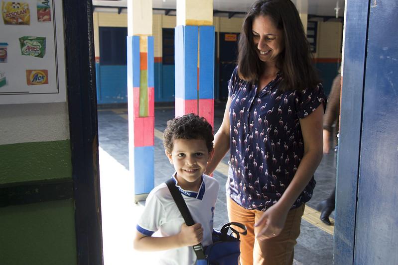 Mais de 18 mil alunos da Rede Municipal retornam as aulas nesta segunda-feira (24)
