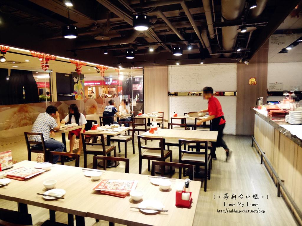 台北松山區南京復興站附近餐廳十里安手麵慶城街一號
