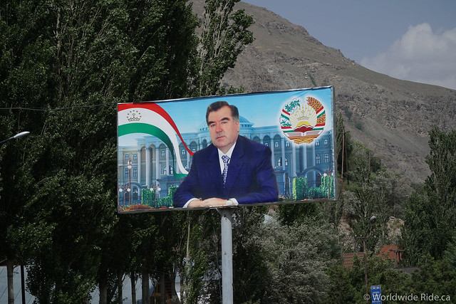 Tajik Pamir-95