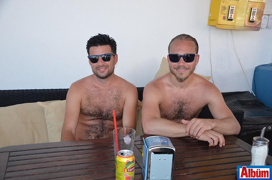 Ali Ünal, Fatih Özalp