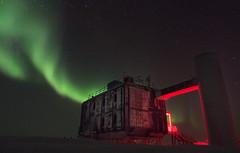 IceCube Lab and Aurora