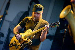 Warren Defever, Concert of Colors Third Man Record Wednesday July 12, 2017