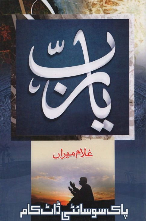 Ya Rab  is a very well written complex script novel which depicts normal emotions and behaviour of human like love hate greed power and fear, writen by Ghulam Miran , Ghulam Miran is a very famous and popular specialy among female readers