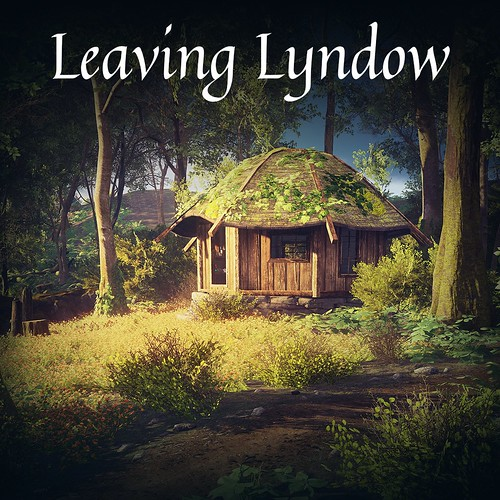 Leaving Lyndow