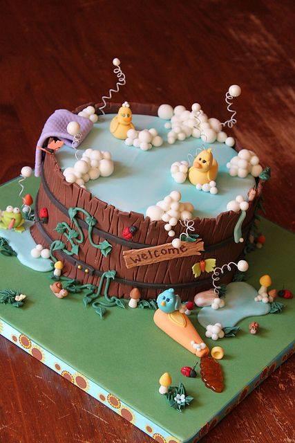 Cake by Cakes & Capcakes