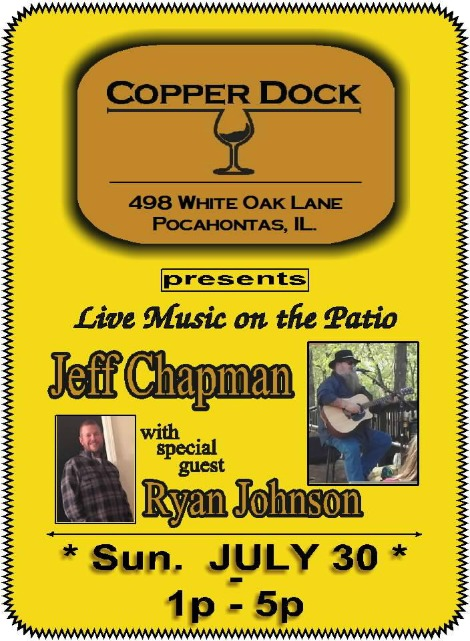 Jeff Chapman 7-30-17