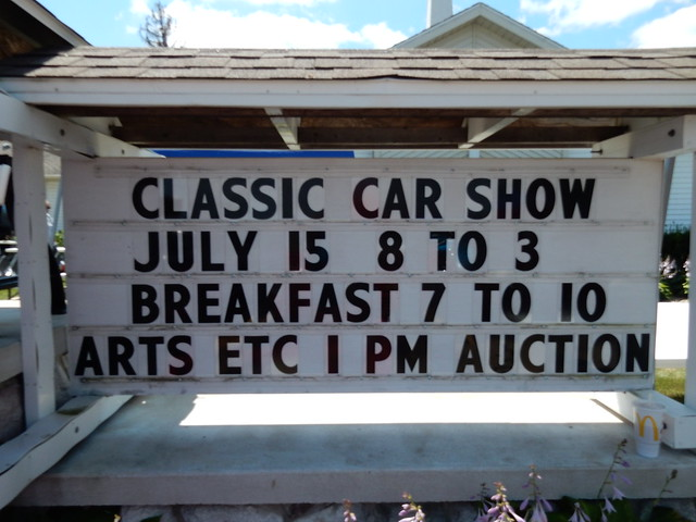 Vantown Car Show 2017
