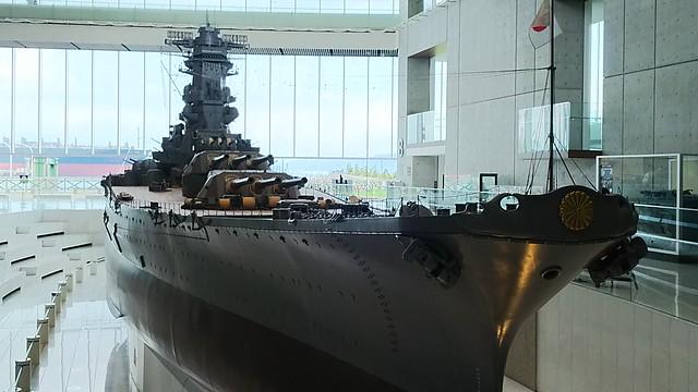 戦艦大和1/10模型