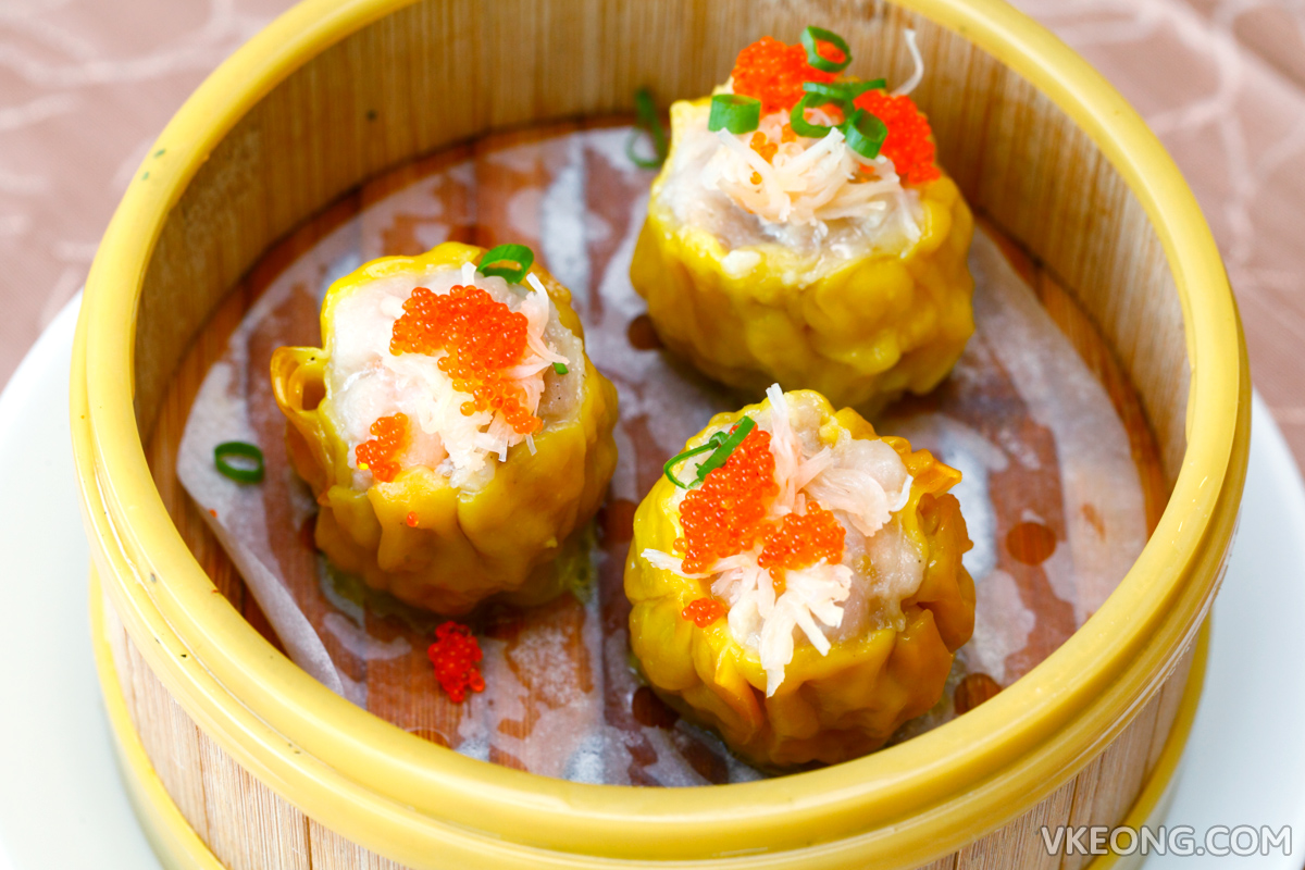 Dried Scallop Siu Mai