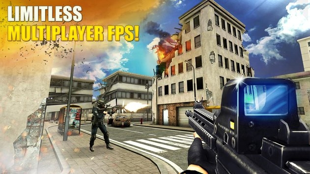 Counter Assault – Online FPS v1.0 hack full cho Android