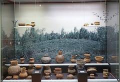 La céramique à l'âge du bronze (musée historique, Haguenau)