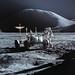 Lunar Landscape by Matt Molloy