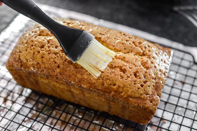 Grilled Pound Cake