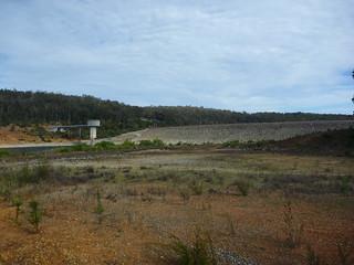 South Dandalup dam
