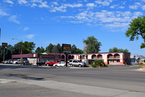 Town House Motor Inn, Worland, Wyoming