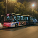 Beijing Trolleybus by Night 北京无轨电车106晚