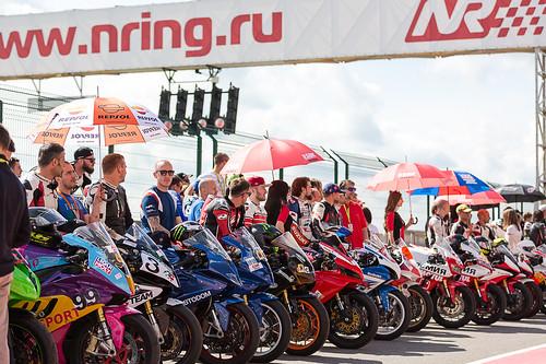 Итоги IV этапа чемпионата по Российскому Супербайку в Нижнем Новгороде