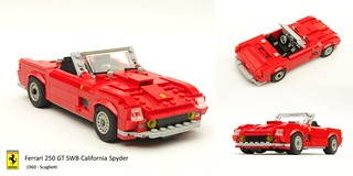 Ferrari 250 GT SWB California Spyder (1960)