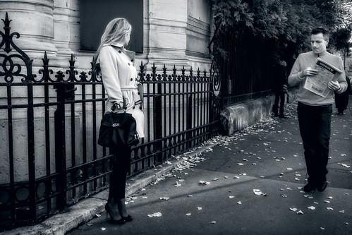 Louboutin Attraction, Paris, 2015