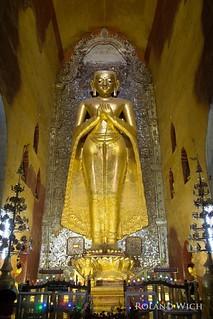 Bagan - Ananda Pagoda