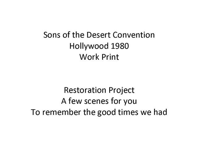 SOD Hollywood 1980