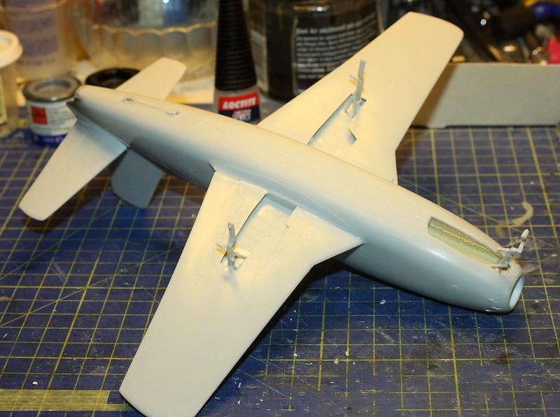 North American FJ-1 Fury, Czech Models, 1/48 - Sida 2 36184507715_481a01c487_c