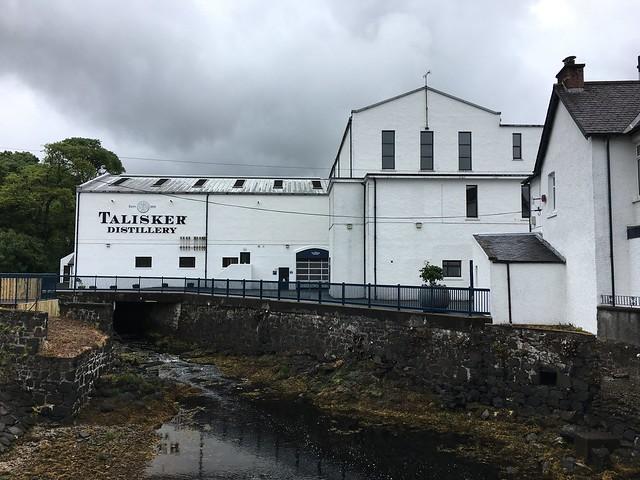 410. Talisker Wiskey Distillery, Isle of Skye, Scotland