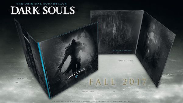 Dark Souls Vinyl Trilogy is a Limited Edition