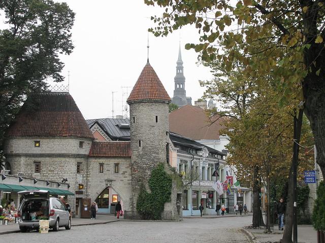 єстонія, замок