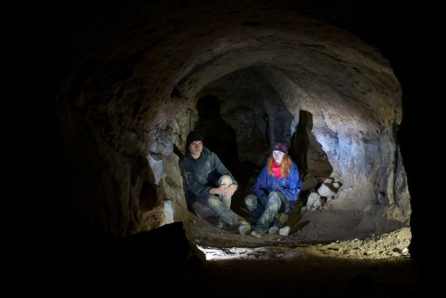 Экспедиция в Липцевские пещеры