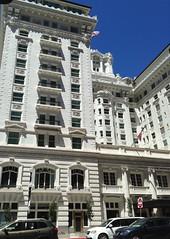 Exterior. Old Hotel Utah. 1911.
