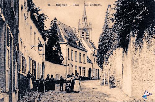2017 - Enghien, ville et environs