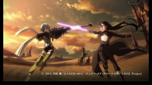 kirito_vs_sinon_by_whitepaperstar-d7pj0x8