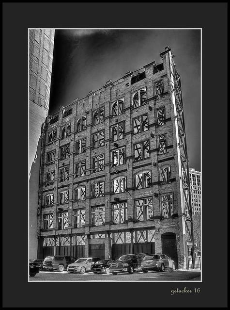 Detroit Wall  Interior 3