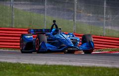 2018 IndyCar Aero kit Test