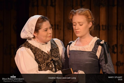 Mary Stuart by HPUTheatreArts
