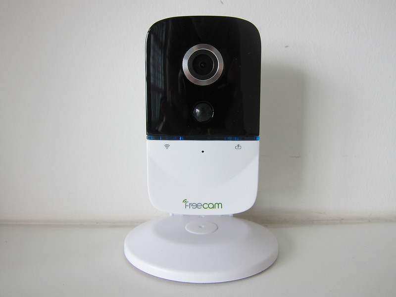 Freecam Mobile Wi-Fi Camera (C330A) Review