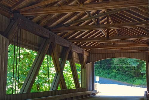 Cedar Creek covered bridge