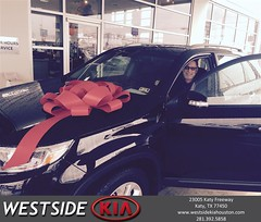 #HappyBirthday to Fernndo from Orlando Baez at Westside Kia!