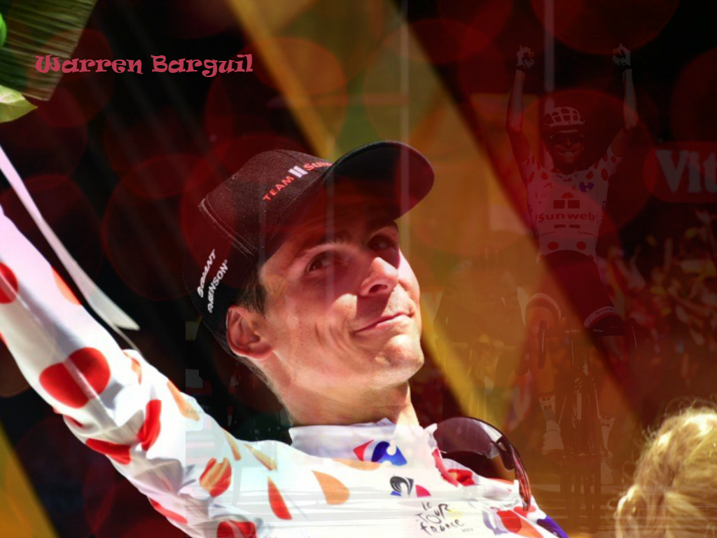 Wallpaper TDF 2017 Barguil
