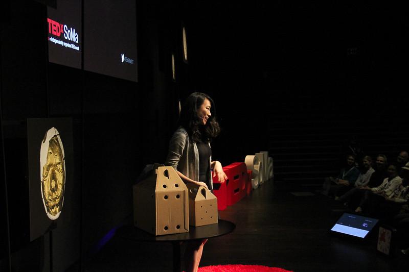 Christine Sunu | The Need Illusion: Bringing Robots To Life