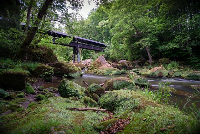 Irreler Wasserfälle Eifel