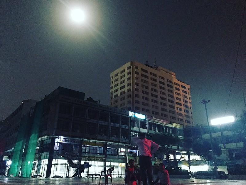City Hangout - Midnight in Nehru Place, South Delhi