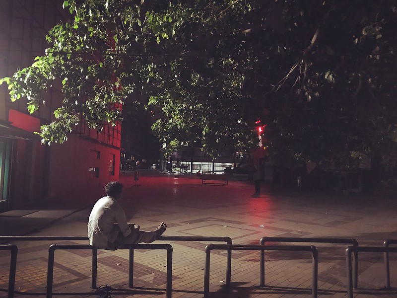 City Hangout - Midnight in Nehru Place, South Delhi