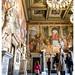 Una generazione che ignora la storia non ha passato – ed è senza futuro. ― Robert Anson Heinlein #BuongiornoRoma e #buonadomenica dalla Sala dei Capitani dell'Appartamento dei Conservatori dei #MuseiCapitolini. Gli affreschi che ricoprono le pareti di que