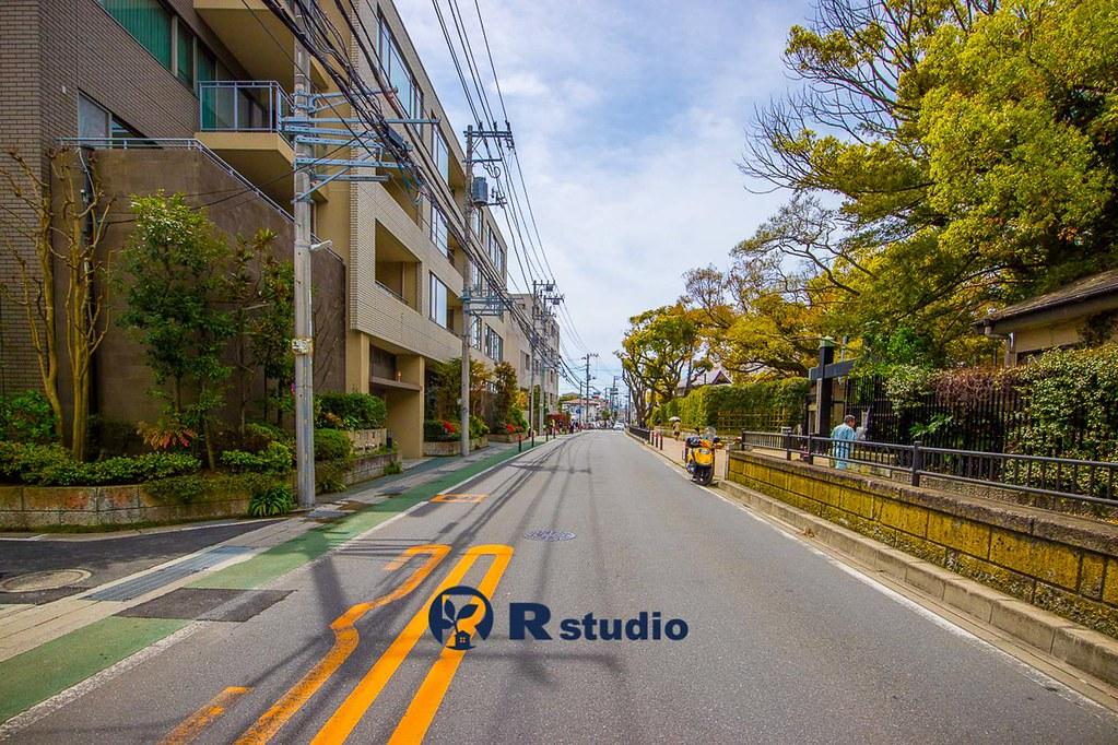 鎌倉の中古マンション:グランドメゾン鎌倉御成町