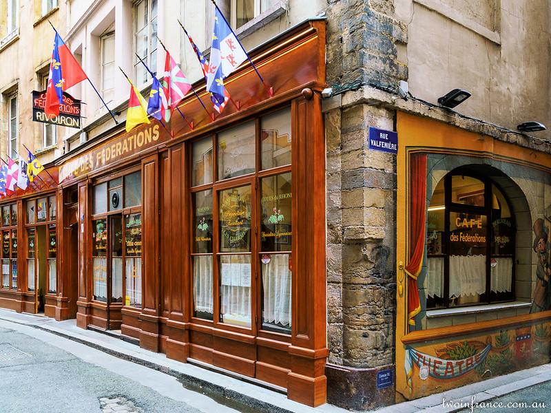 Café des Fédérations - Lyon